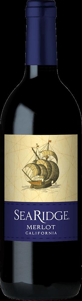 Sea Ridge Merlot Bottleshot