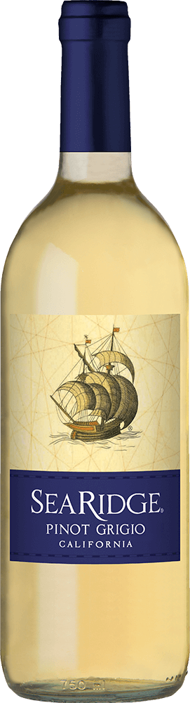 Sea Ridge Pinot Grigio Bottleshot
