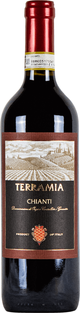 Terramia Chianti Bottleshot