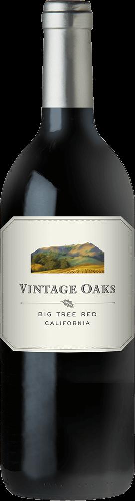 Vintage Oaks Big Tree Red Blend Bottleshot