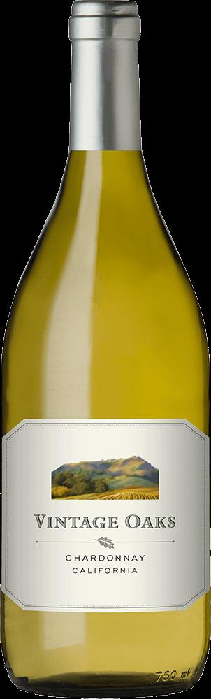Vintage Oaks Chardonnay Bottleshot