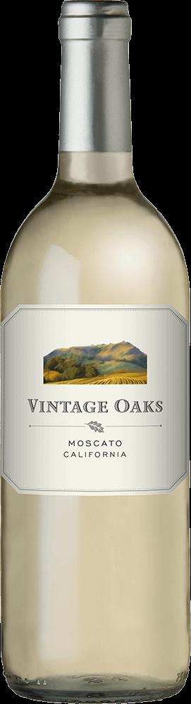 Vintage Oaks Moscato Bottleshot