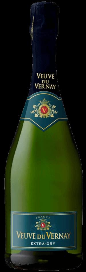 Veuve Du Vernay Extra Dry Brut Bottleshot