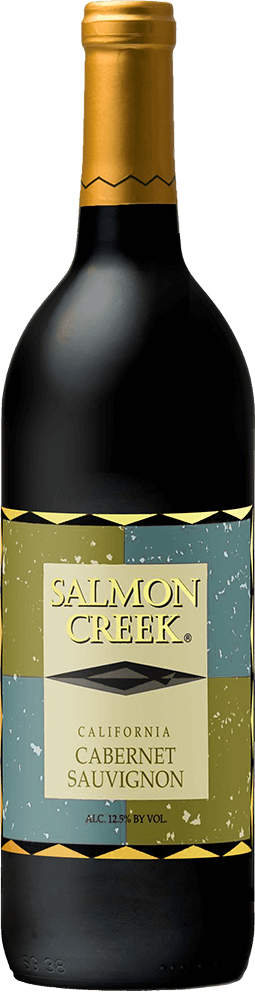Salmon Creek Cabernet Sauvignon Bottleshot