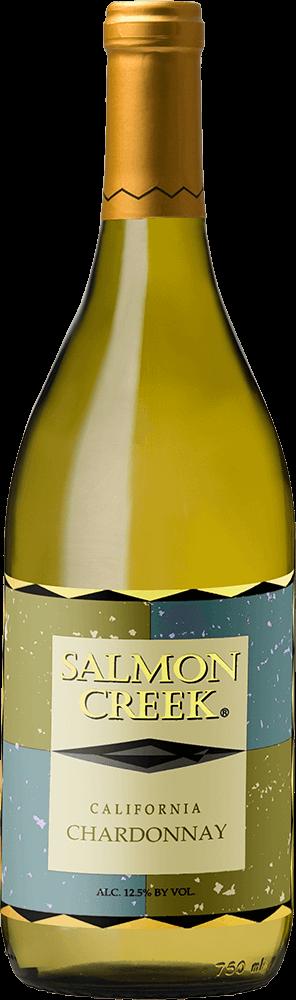 Salmon Creek Chardonnay Bottleshot