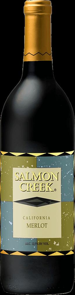 Salmon Creek Merlot Bottleshot