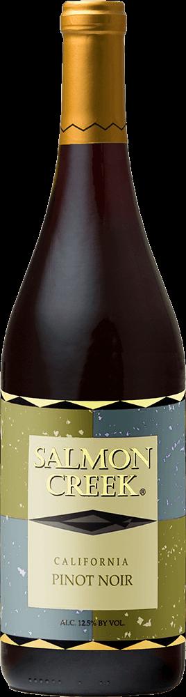 Salmon Creek Pinot Noir Bottleshot