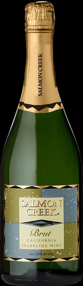 Salmon Creek Sparkling Wine Bottleshot