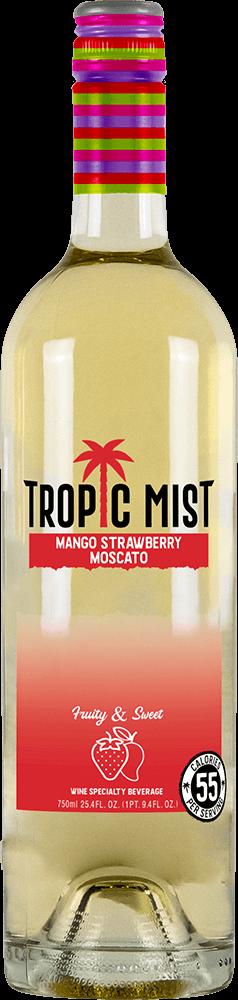 Tropic Mist Mango Strawberry Moscato Bottleshot