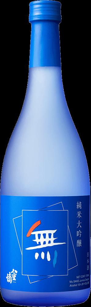 Yaegaki Junmai Daiginjo Bottleshot