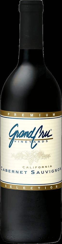Grand Cru Cabernet Sauvignon Bottleshot