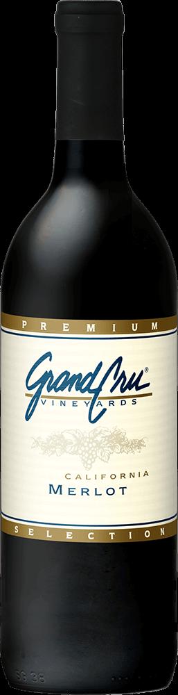 Grand Cru Merlot Bottleshot