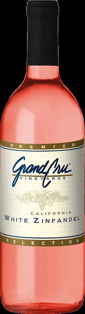 Grand Cru White Zinfandel Bottleshot