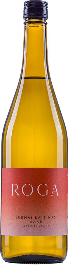 Roga Junmai Daiginjo Bottle Shot