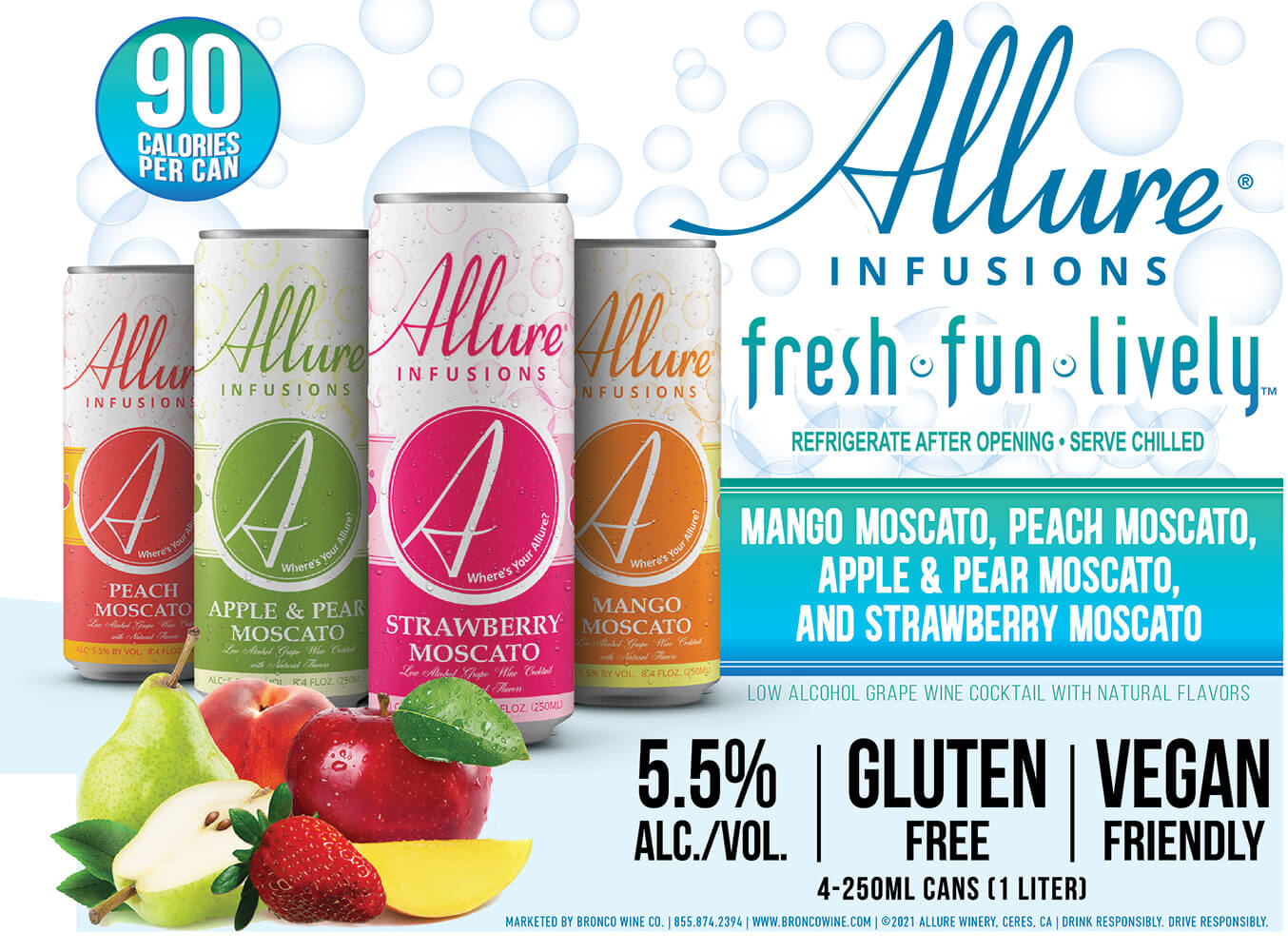 Allure Infusions Family Can Sell Sheet
