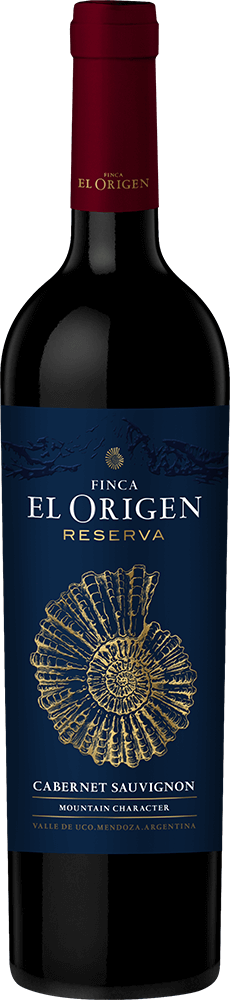 Finca El Origen Reserva Cabernet Sauvignon Bottleshot