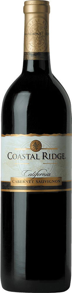 Coastal Ridge Cabernet Sauvignon Bottleshot