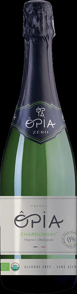 Opia Chardonnay Sparkling White Bottleshot