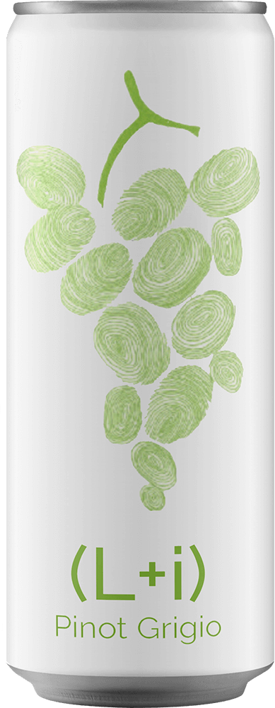 L+i Pinot Grigio Can Image