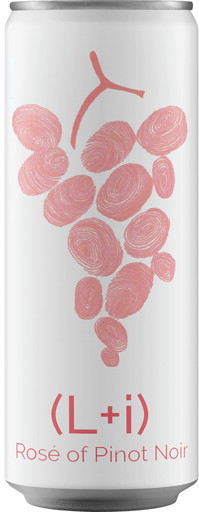L+i Rosé of Pinot Noir Can Image