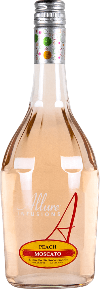 Allure Infusions Peach Moscato Bottleshot