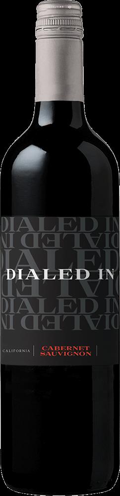 Dialed In Cabernet Sauvignon Bottleshot