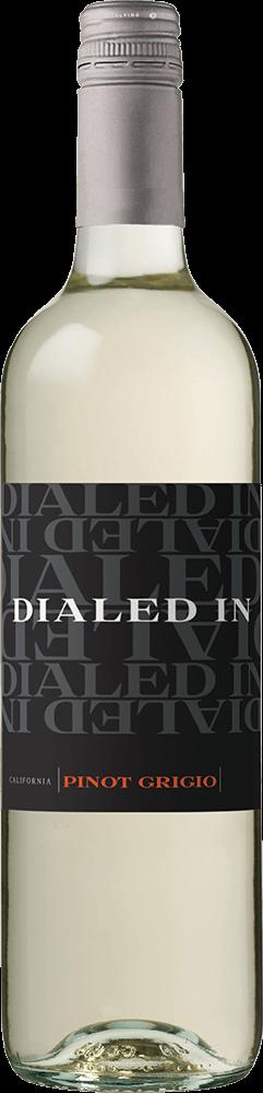 Dialed In Pinot Grigio Bottleshot