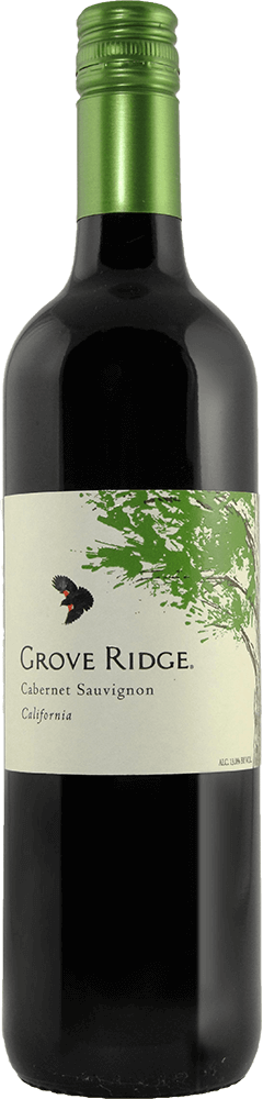 Grove Ridge Cabernet Sauvignon Bottleshot