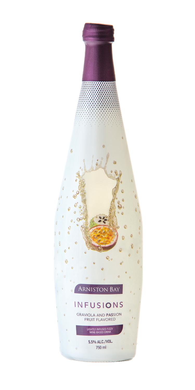 Arniston Bay Graviola and Passion Fruit Bottleshot