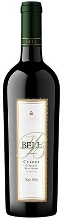 Bell Wine Cellars Claret Cabernet Sauvignon Bottleshot