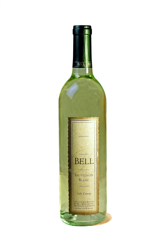 Bell Wine Cellars Sauvignon Blanc Bottleshot
