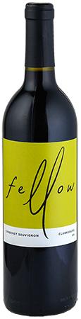Fellow Wines Cabernet Sauvignon Bottleshot