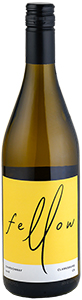 Fellow Wines Chardonnay Bottleshot