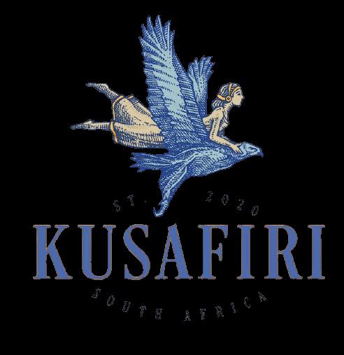 Kusafiri Organic Wines Logo