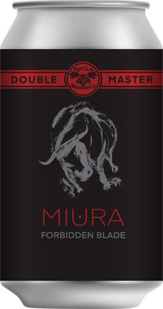 Miura Craft Beer Black Pilsner Bottleshot