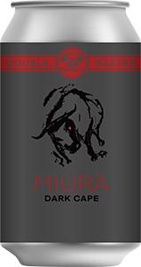 Miura Craft Beer Caribbean Stout Bottleshot
