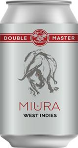 Miura Craft Beer West Indies Pale Ale Bottleshot