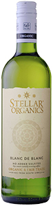 Stellar Organics Blanc de Blanc Bottleshot