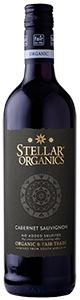 Stellar Organics Cabernet Sauvignon Bottle