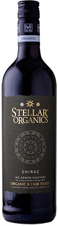 Stellar Organics Shiraz Bottleshot