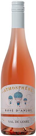 Atmosphere Rose Anjou Bottleshot