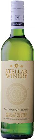 Stellar Organics Sauvignon Blanc Bottle Shot