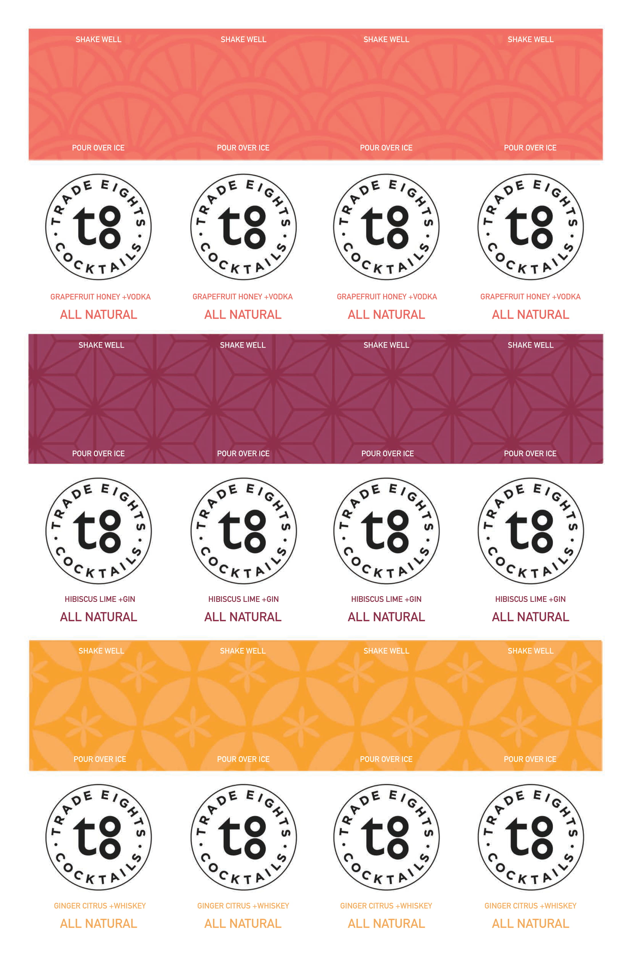 Trade Eights Cocktails Generic Neckers