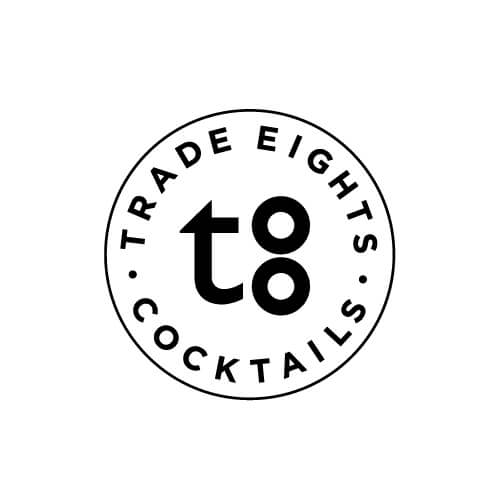 Trade Eights Cocktails Logo