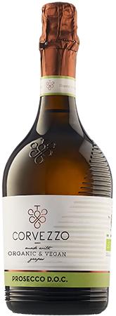 Corvezzo Prosecco Extra Dry Bottleshot