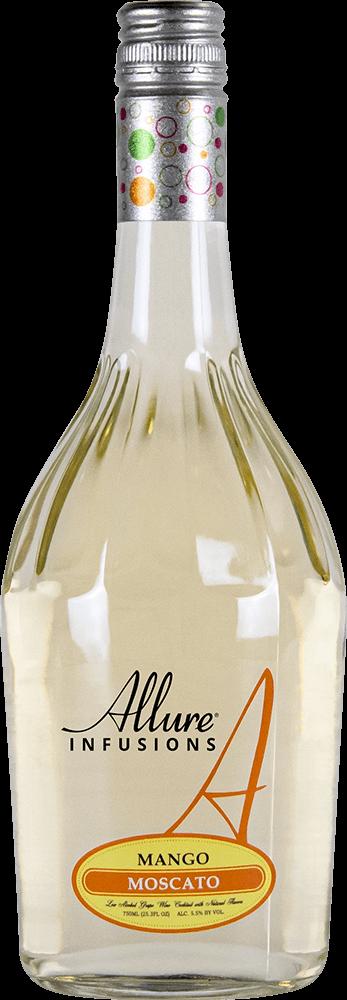 Allure Infusions Mango Moscato Bottleshot