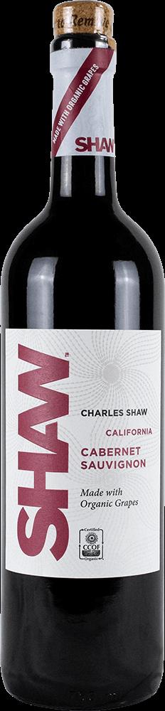 Shaw Organic Cabernet Sauvignon Bottleshot