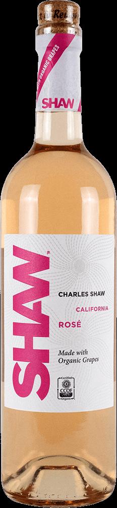 Shaw Organic Rosé Bottleshot