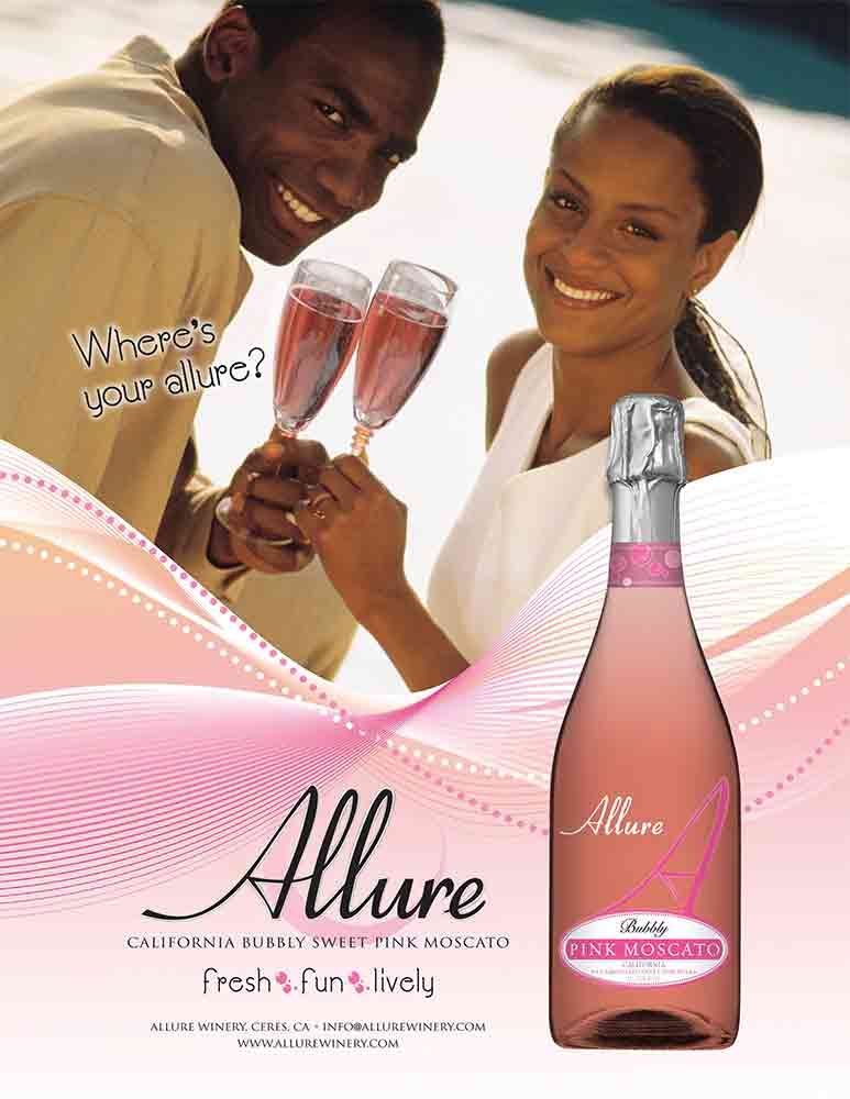 Allure Pink Moscato Sell Sheet