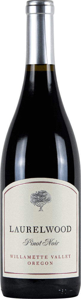 Laurelwood Pinot Noir Bottleshot